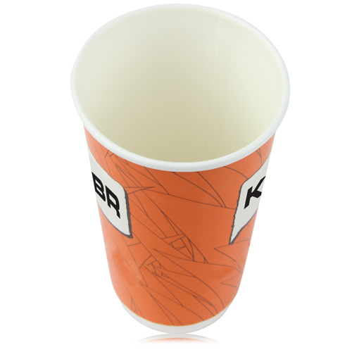 20 Oz Hollow Party Paper Cup Image 6