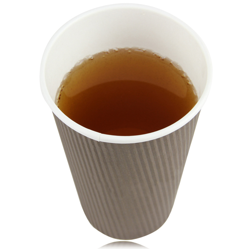 16 OZ Corrugated Disposable Cup Image 4