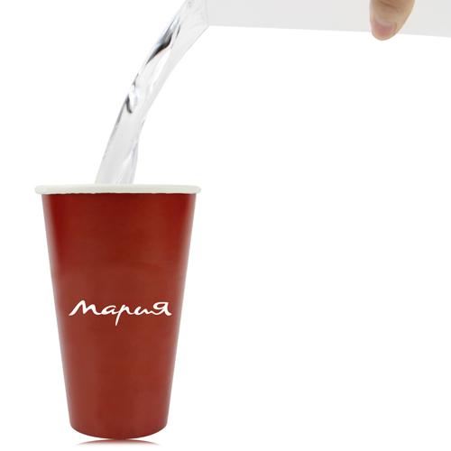 16 OZ Dual PC Paper Cup Image 2