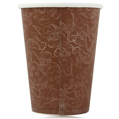 12 OZ Fashion Disposable Paper Cup Image 1