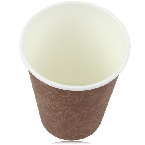 12 OZ Fashion Disposable Paper Cup Image 2