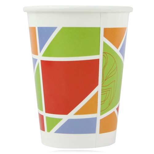 12 Oz Disposable Dual PC Cup