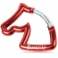 Horse Head Carabiner Keychain Image 2