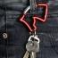 Horse Head Carabiner Keychain Image 3