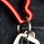 Horse Head Carabiner Keychain Image 7