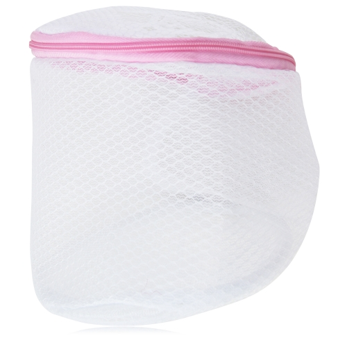 Round Hosiery Mesh Laundry Bag
