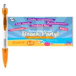 Scroll Pull Banner Pen