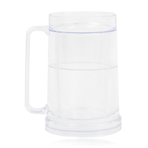 400ML Double Wall Facet Freezer Mug