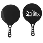 Plastic Beach Racket Ball Set