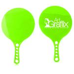 Plastic Beach Racket Ball Set