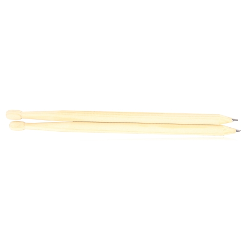 Drumstick Wooden Pencil Set Image 12
