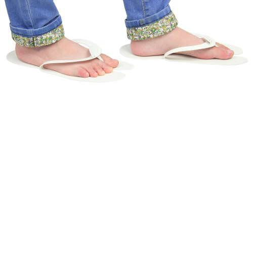Comfortable Toe Disposable Slippers Image 4
