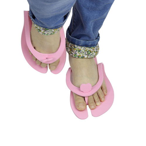 Comfortable Disposable Colorful Slippers