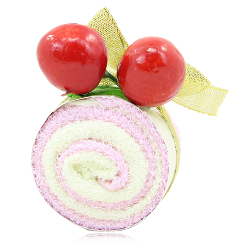 Colorful Mini Swiss Roll Towels Image 10