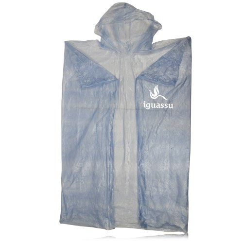 Disposable Raincoat Poncho With Hood