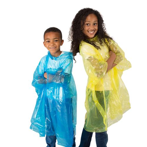 Disposable Children Poncho