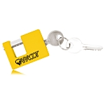 Sliding Bolt Security Padlock