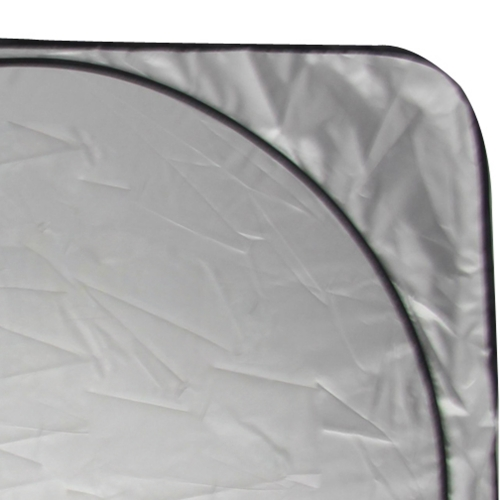 Collapsible Car Sunshade