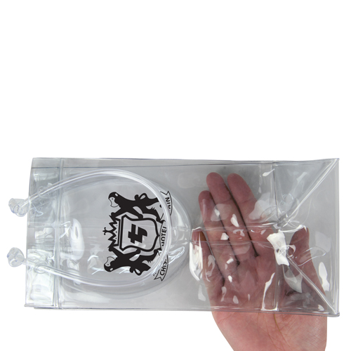 Transparent Wine Ice Pack Bag Image 5