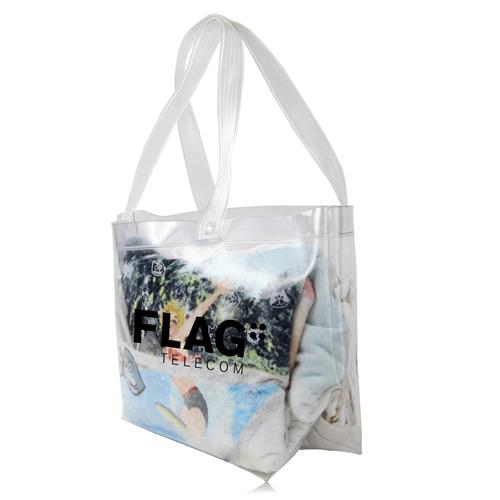 Transparent Plastic Bag