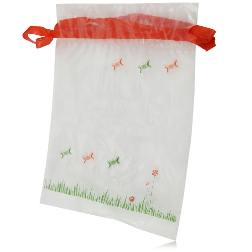 Sealing Drawstring Plastic Bag