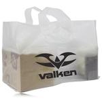 Handle Transparent Plastic Bag