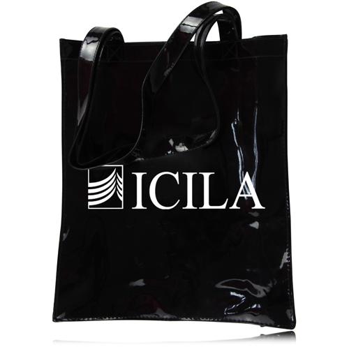 Shiny PVC Leather Bag