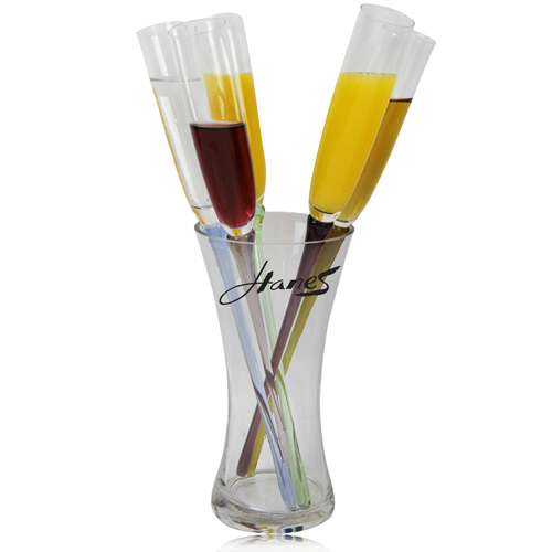Cork Tail Glass Cup Sets