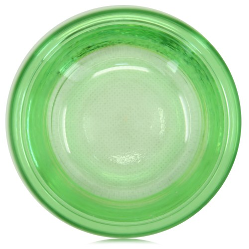 Color Rounded Glass Cup Image 2