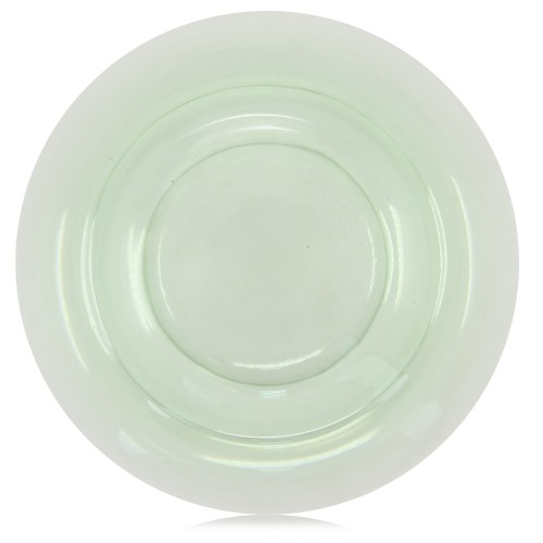 Color Rounded Glass Cup Image 6