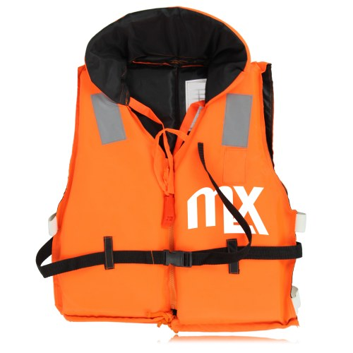 Zipper Safety Adult Life Jacket