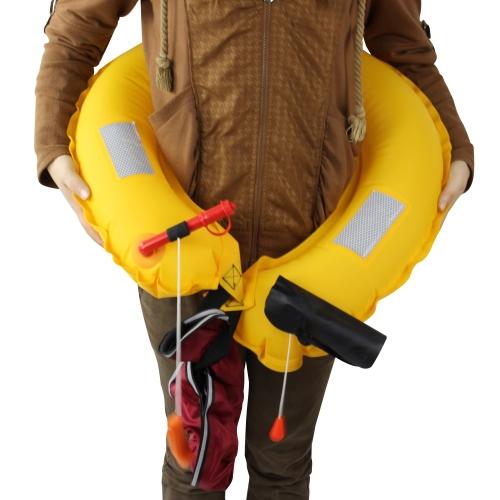 Waist Style Inflatable Life Buoy