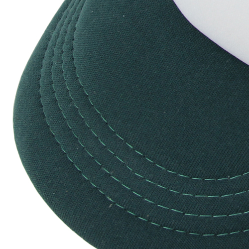 Two Tone Trucker Mesh Back Cap Image 9