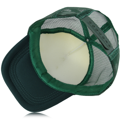 Two Tone Trucker Mesh Back Cap