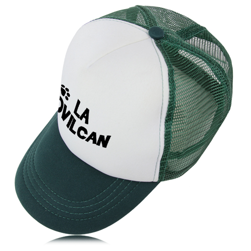 Two Tone Trucker Mesh Back Cap Image 6
