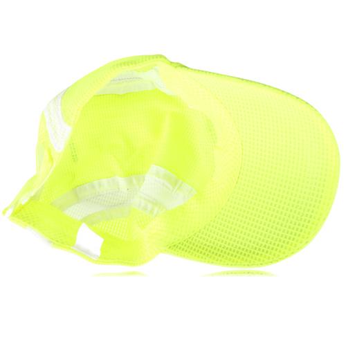 Two Tone Vibrant Mesh Cap