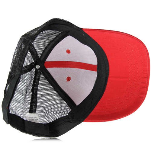 Cotton Mesh Back Baseball Cap