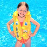 Safety Inflatable Swim Life Jacket