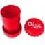 Bottle Opener Folding Cup