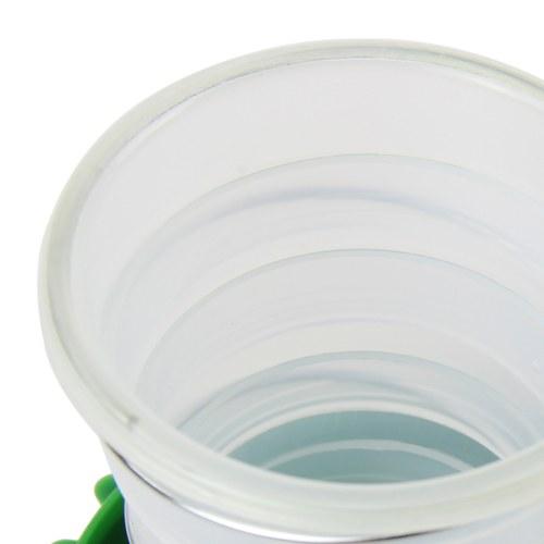 Telescopic Flatten Cup With Opener Image 6