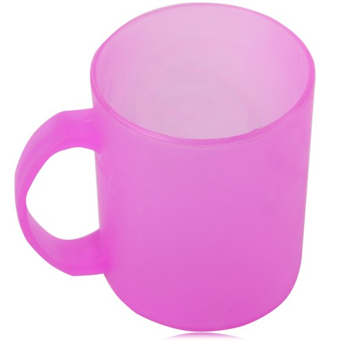 C Handle Plastic Cup Image 2