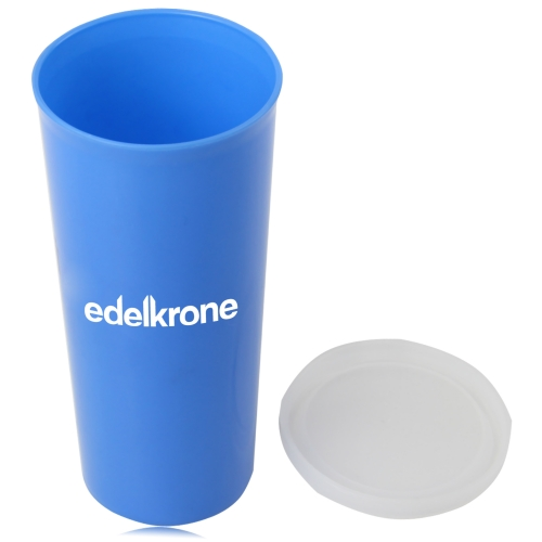 Long Plastic Cup Image 2