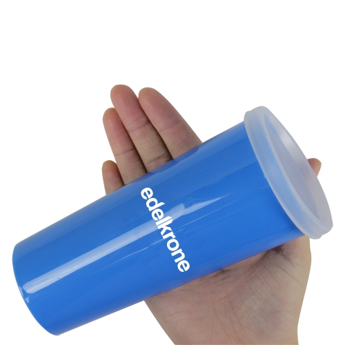 Long Plastic Cup Image 4