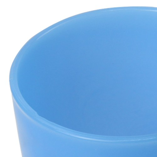 Tapered Plastic Mug With Lid Image 9