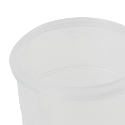 Airtight Sealed Plastic Cup
