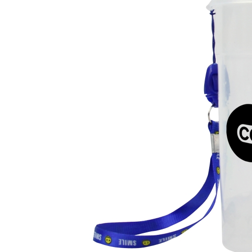 Shakers Cup With Strap