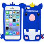 iPhone Crown Pig Case