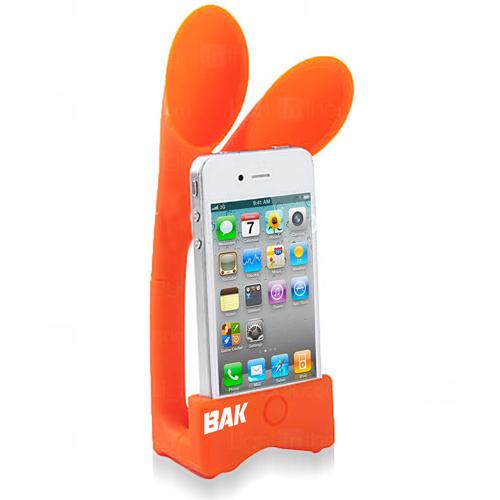 iPhone 4 4s Rabbit Ear Microphone