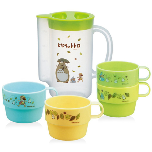4 Stacking Plastic Cup Set