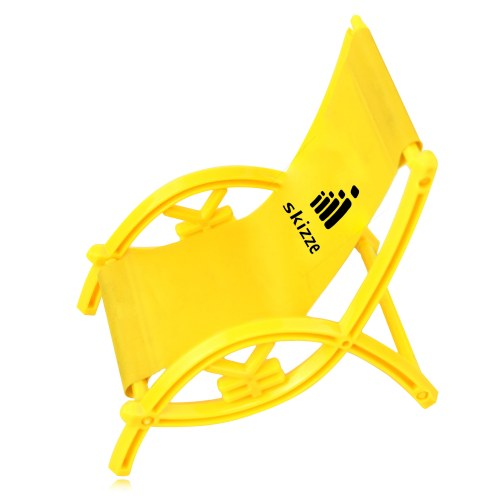 Beach Deck Chair Mobile Holder